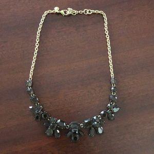 Jcrew Gemstone Collage Necklace